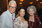 BEVERLY HILLS - JUN 12: Dann Moss, Ren Hanami, Jomarie Ward at The Actors Fund's 20th Annual Tony Awards Viewing Party at the Beverly Hilton Hotel on June 12, 2016 in Beverly Hills, California