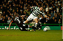 26/11/2005         Copyright Pic : James Stewart.File Name : sct_jspa09 celtic v dunfermline.STEPHEN MCMANUS FALL OVER SCOTT WILSON'S OUT STREACHED LEG BUT HIS CLAIM FOR A PENALTY WAS TURNED DOWN..........Payments to :.James Stewart Photo Agency 19 Carronlea Drive, Falkirk. FK2 8DN      Vat Reg No. 607 6932 25.Office     : +44 (0)1324 570906     .Mobile   : +44 (0)7721 416997.Fax         : +44 (0)1324 570906.E-mail  :  jim@jspa.co.uk.If you require further information then contact Jim Stewart on any of the numbers above.........