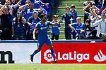 Getafe CF's  Angel Rodriguez celebrates goal  during La Liga match. May 05,2019. (ALTERPHOTOS/Alconada)
