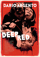 Deep Red (1975)<br /> (Profondo rosso)<br /> POSTER ART<br /> *Filmstill - Editorial Use Only*<br /> CAP/KFS<br /> Image supplied by Capital Pictures