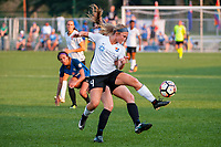Kansas City, MO - Wednesday August 16, 2017: Cassidy Benintente during a regular season National Women's Soccer League (NWSL) match between FC Kansas City and Sky Blue FC at Children's Mercy Victory Field.