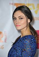 Phoebe Tonkin at the 2014 TrevorLIVE Los Angeles Gala at the Hollywood Palladium.<br /> December 7, 2014  Los Angeles, CA<br /> Picture: Paul Smith / Featureflash