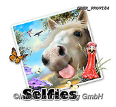 Howard, SELFIES, paintings+++++selfie horse,GBHRPROV184,#Selfies#, EVERYDAY