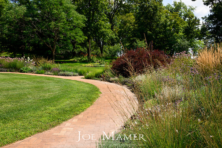 Noerenberg Memorial Gardens in Wayzata, MN is part of the Three Rivers Park District.