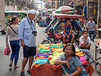 Street Photography in Manila, Devisoria and China Town, Philippines Tourist in China Town