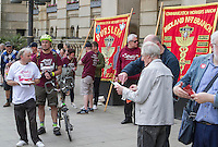 People's Post Rally; Birmingham; 4th June 2016.