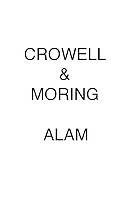 Crowell & Moring ALAM