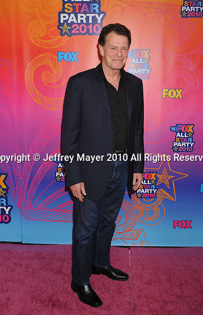 SANTA MONICA, CA. - August 02: John Noble arrives at the FOX 2010 Summer TCA All-Star Party at Pacific Park - Santa Monica Pier on August 2, 2010 in Santa Monica, California.