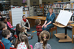 Storytime in Drogheda Library as part of World Book Day....Photo NEWSFILE/Jenny Matthews.