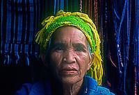 Traditional Ifugao Women, Banaue, Philippine Mountain Province