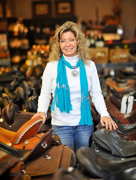 Galloping Grape owner Kimberly Pinello