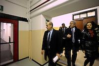 Upter.Inaugurazione sede di Castro Pretorio.Francesco Florenzano.Nicola Zingaretti