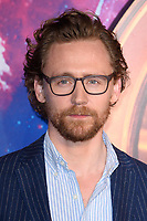 Tom Hiddleston arriving for the &quot;Avengers: Infinity War&quot; fan event at the London Television Studios, London, UK. <br /> 08 April  2018<br /> Picture: Steve Vas/Featureflash/SilverHub 0208 004 5359 sales@silverhubmedia.com