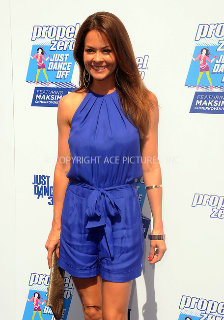 WWW.ACEPIXS.COM . . . . .  ....April 29 2012, LA....Brooke Burke at the Propel Zero Just Dance Off event at the Jimmy Kimmel Live! Studio Lot on April 29, 2012 in Hollywood, California.....Please byline: PETER WEST - ACE PICTURES.... *** ***..Ace Pictures, Inc:  ..Philip Vaughan (212) 243-8787 or (646) 769 0430..e-mail: info@acepixs.com..web: http://www.acepixs.com