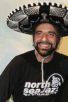CONCERTO STEFANO BOLLANI NELLA FOTO STEFANO BOLLANI DOPO CONCERTO IN OCCASIONE DELL'INAUGURAZIONE DEL TEATRO DELLE ALI CON IL SOMBRERO SPETTACOLI BRENO 13/10/2011 FOTO MATTEO BIATTA<br /> <br /> CONCERT BY STEFANO BOLLANI IN THE PICTURE STEFANO BOLLANI AFTER THE CONCERT FOR THE INAUGRATION OF TEATRO DELLE ALI WITH THE SOMBRERO SHOW BRENO 13/10/2011 PHOTO BY MATTEO BIATTA
