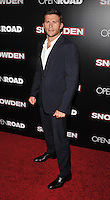New York,NY-September 13: Scott Eastwood attends the 'Snowden' New York premiere at AMC Loews Lincoln Square on September 13, 2016 in New York City. @John Palmer / Media Punch