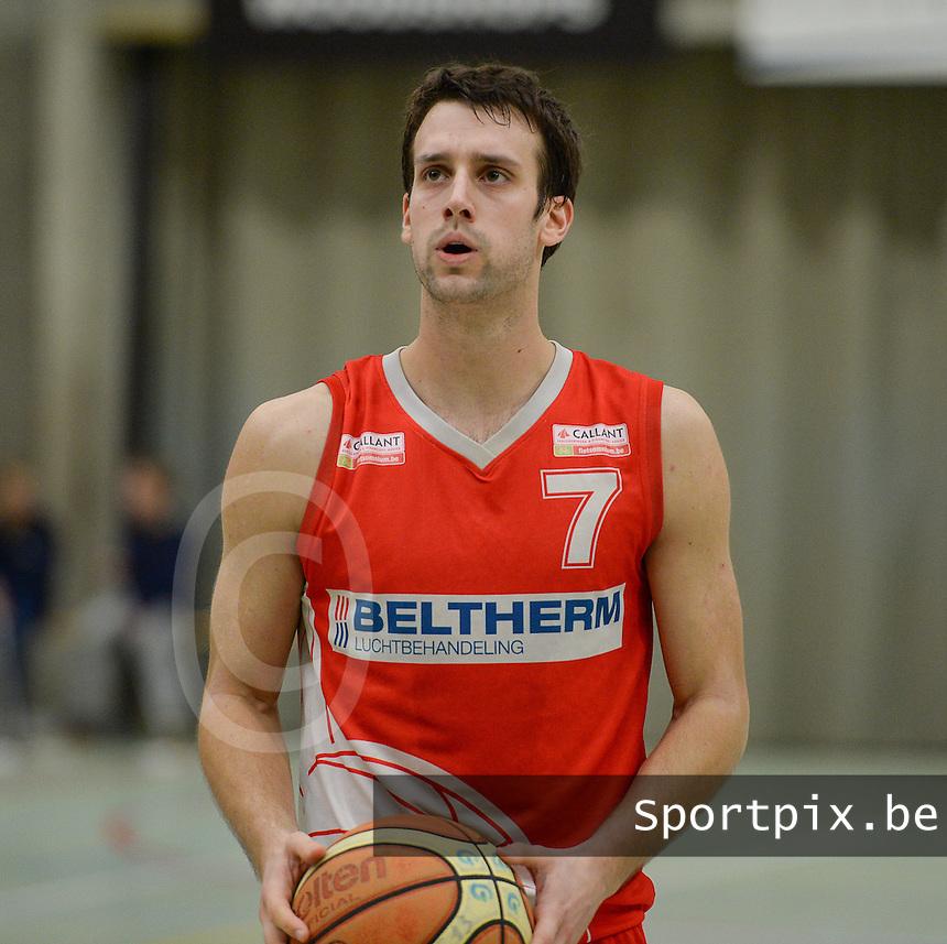 BBC Oostkamp : Jeroen Sercu <br /> Foto VDB / Bart Vandenbroucke
