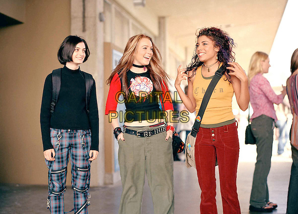LINDSAY LOHAN, HALEY HUDSON & CHRISTINA VIDAL.in Freaky Friday.Filmstill - Editorial Use Only.Ref: FB.sales@capitalpictures.com.www.capitalpictures.com.Supplied by Capital Pictures.