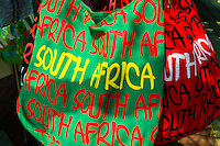 South Africa Bag, Soweto (South Western townships), Johannesburg, South Africa.