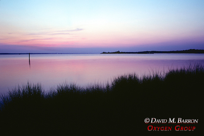 Dusk on the Chesapeake