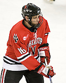 Kyle Kraemer (Northeastern - 16) - The Boston College Eagles defeated the visiting Northeastern University Huskies 7-1 on Friday, March 9, 2007, to win their Hockey East quarterfinals matchup in two games at Conte Forum in Chestnut Hill, Massachusetts.
