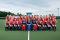 20170814 Field Hockey Team Photo