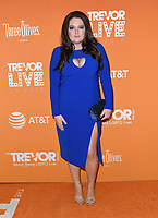 02 December 2018 - Beverly Hills, California - Lauren Ash. 2018 TrevorLIVE Los Angeles held at The Beverly Hilton Hotel. <br /> CAP/ADM/BT<br /> &copy;BT/ADM/Capital Pictures