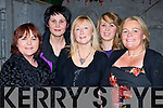 Staff of Mexx, Tralee enjoying their Christmas  party at Bella Bia, Tralee on Saturday Night..Front from Left: Fionnula Barrett, Simona Vaslilas, Deirdre Bermingham, Megan Mulcahy, Siobha?n Stuart.   Copyright Kerry's Eye 2008