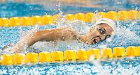 AL GHADDA Maya SYR<br /> 100 freestyle women<br /> heats<br /> FINA Airweave Swimming World Cup 2015<br /> Doha, Qatar 2015  Nov.2 nd - 3 rd<br /> Day0 - Nov. 1 st<br /> Photo G. Scala/Deepbluemedia/Insidefoto