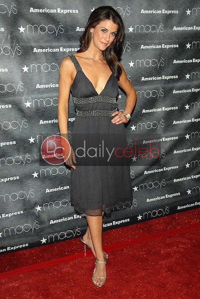 Samantha Harris<br />at the Macy's Passport Gala 2006. Barker Hangar, Santa Monica, CA. 09-28-06<br />Dave Edwards/DailyCeleb.com 818-249-4998