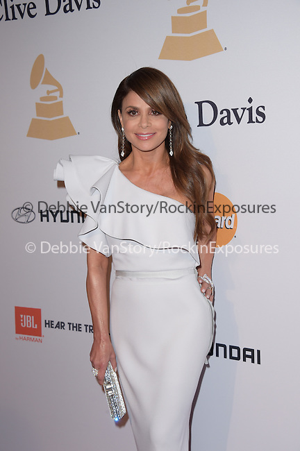 Paula Abdul attends the 2015 Pre-GRAMMY Gala & GRAMMY Salute to Industry Icons with Clive Davis at the Beverly Hilton  in Beverly Hills, California on February 07,2015                                                                               © 2015 Hollywood Press Agency