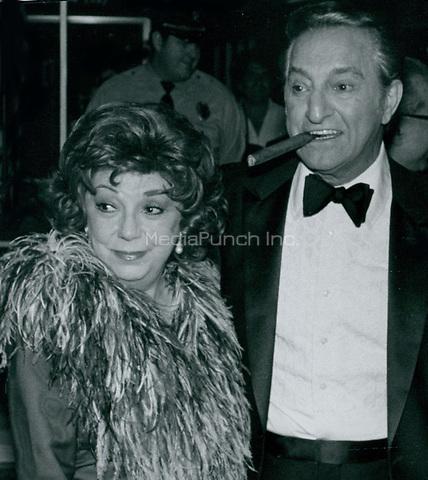 Danny Thomas & Rose Marie Mantell 1977<br /> Photo By John Barrett-PHOTOlink.net / MediaPunch