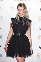 Anya Taylor-Joy at the 2017 BAFTA Film Awards Nominees party held at Kensington Palace, London, UK. <br /> 11 February  2017<br /> Picture: Steve Vas/Featureflash/SilverHub 0208 004 5359 sales@silverhubmedia.com