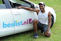 SCHAATSEN: FRYSLAN: 06-07-2015, Shani Davis Beslist.nl, ©foto Martin de Jong