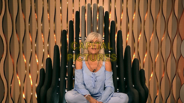 Celebrity Big Brother, Summer 2016, Day 23<br /> Samantha Fox<br /> *Editorial Use Only*<br /> CAP/KFS<br /> Image supplied by Capital Pictures