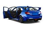 Car images close up view of a 2017 Subaru WRX STI Sport Premium 4 Door Sedan doors