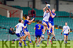 Bryan Sheehan Saint Marys in action against Brian Power Ratoath in the Semi Final of the Intermediate Club Championship at the Gaelic Grounds in Limerick on Sunday.
