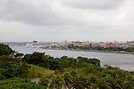 View Of Old Havana From El Morro