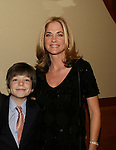 Kassie DePaiva & son JQ at the 16th Annual Feast with Famous Faces to benefit the League for the Hard of Hearing on October 27, 2008 at Pier Sixty at Chelsea Piers, New York City, New York. (Photo by Sue Coflin/Max Photos)