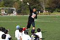Tomohiro Kuroki, OCTOBER 10, 2011 - JOC : JOC Sports Matsuri 2011 at Ajinomoto National Training Center, Tokyo, Japan. (Photo by YUTAKA/AFLO SPORT) [1040]