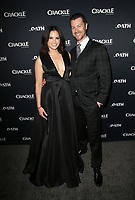 CULVER CITY, CA - MARCH 7: Katrina Law, Guest, pictured at Crackle's The Oath Premiere at Sony Pictures Studios in Culver City, California on March 7, 2018. <br /> CAP/MPIFS<br /> &copy;MPIFS/Capital Pictures