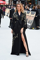 "Megan McKenna<br /> at the World Premiere of  ""King of Thieves"", Vue Cinema Leicester Square, London<br /> <br /> ©Ash Knotek  D3429  12/09/2018"