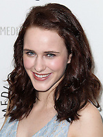 BEVERLY HILLS, CA, USA - JULY 09: Rachel Brosnahan at The Paley Center For Media's An Evening With WGN America's 'Manhattan' held at The Paley Center for Media on July 9, 2014 in Beverly Hills, California, United States. (Photo by Xavier Collin/Celebrity Monitor)