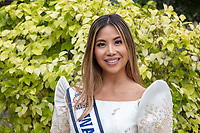 Miss Washington Contestant 2019, Renton Multicultural Festival, WA, USA.
