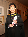 20/1/2015   (with compliments)  Attending the University of Limerick conferrings on Tuesday afternoon was Yanan Chen, Briarfield, Castletroy who was conferred with an MSc Software Engineering.<br /> Picture Liam Burke/Press 22