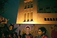 EGYPT / Cairo / 24.11.2012 / Young protesters gather in Mohamed Mahmoud Street<br /> <br /> &copy; Giulia Marchi