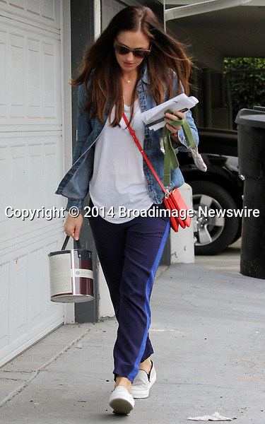 Pictured: Minka Kelly<br /> Mandatory Credit &copy; Patron/Broadimage<br /> Minka Kelly arriving home in Los Angeles<br /> <br /> 1/21/14, Los Angeles, California, United States of America<br /> <br /> Broadimage Newswire<br /> Los Angeles 1+  (310) 301-1027<br /> New York      1+  (646) 827-9134<br /> sales@broadimage.com<br /> http://www.broadimage.com