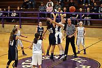 8th Grade Girls Basketball 11/30/18