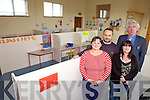 WHAT A WASTE: The state of the art Autism facilities at Killahan National School in Abbeydorney are not being utilised to their ability according to staff and parents. Pictured were: Maura O'Sullivan (Special Needs Teacher), Mary Godley (Parent), Ben Perkins (Special Needs Teacher) and Gerry Doyle (Principal).