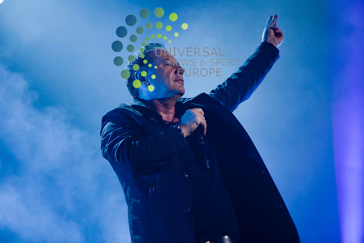 Simple Minds SECC Glasgow..By Colin Robertson 11/12/09